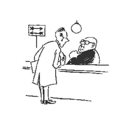 Херлуф Бидструп - Человек и бюрократия