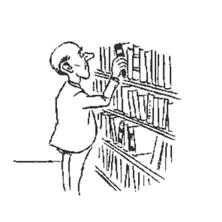 Херлуф Бидструп - Читатели одной книги