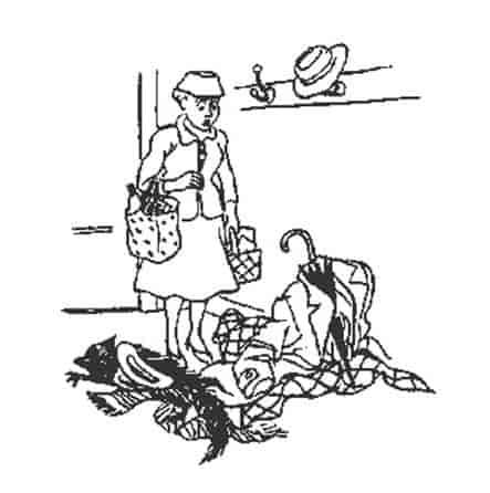 Херлуф Бидструп - Террорист