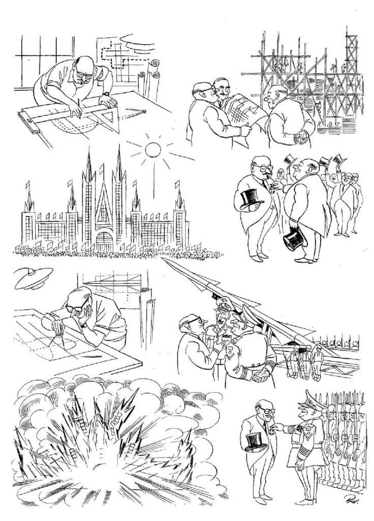 Херлуф Бидструп - Дело рук человеческих
