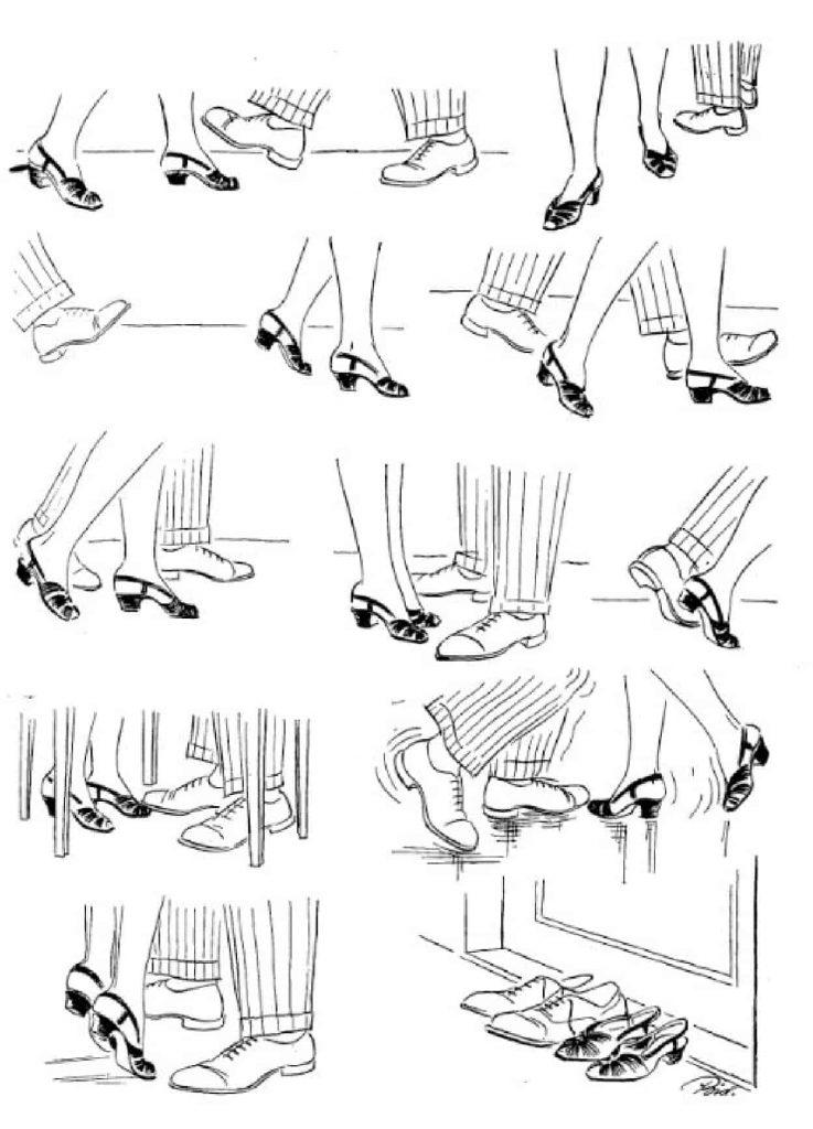 Херлуф Бидструп - Обувь весной