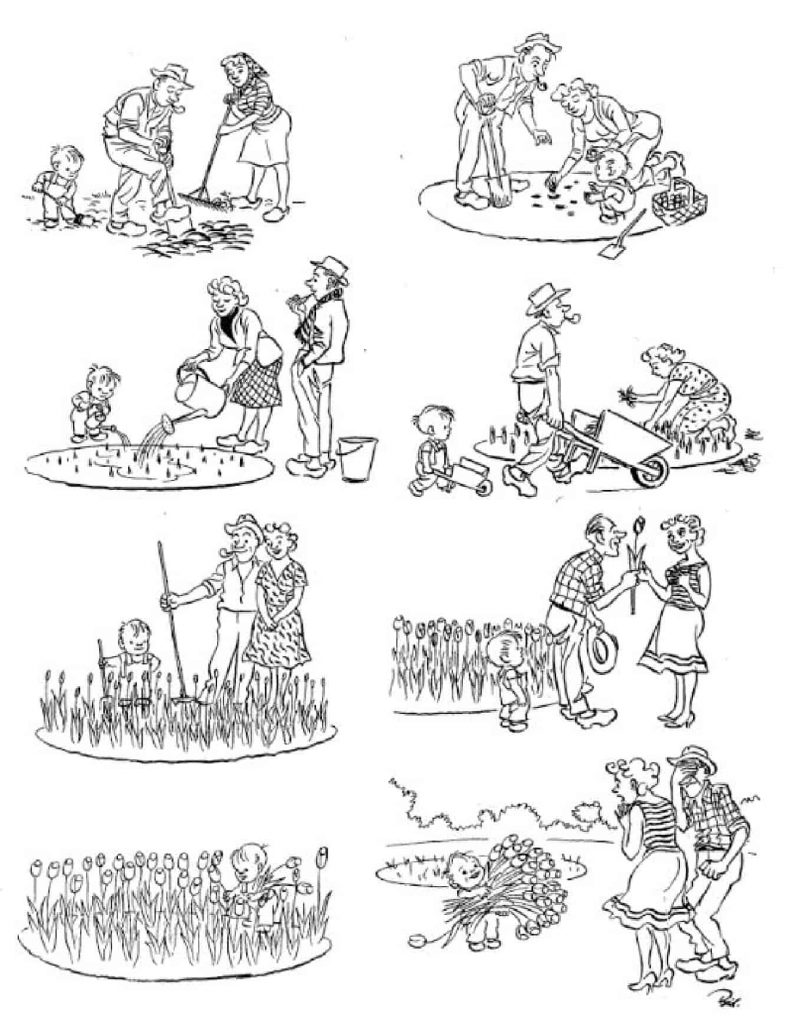 Херлуф Бидструп - Радости садоводства