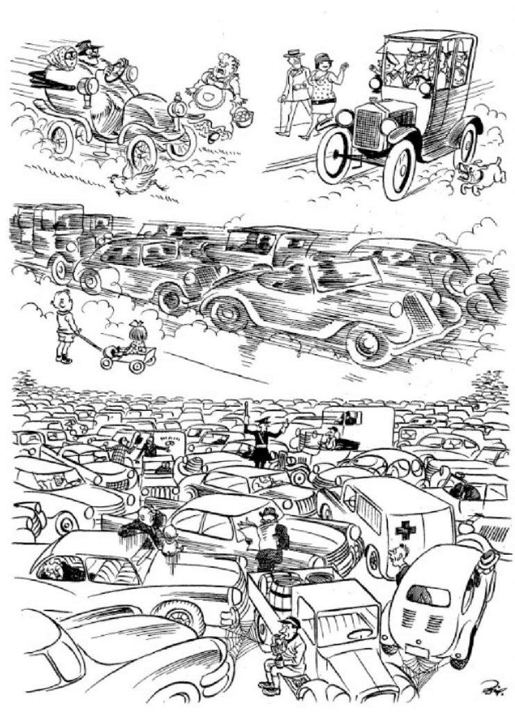 Херлуф Бидструп - В век больших скоростей