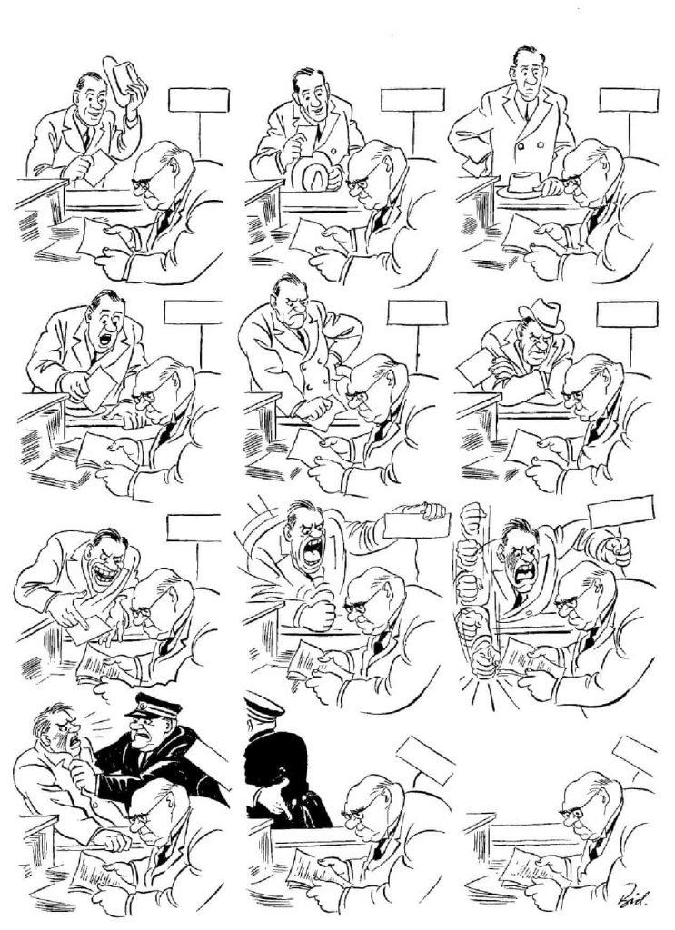 Херлуф Бидструп - Возмутитель спокойствия